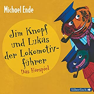 Jim Knopf und Lukas der Lokomotivführer     Das Hörspiel              By:                                                                                                                                 Michael Ende                               Narrated by:                                                                                                                                 Birgit Karla Krause,                                                                                        Horst Mendroch                      Length: 1 hr and 38 mins     Not rated yet     Overall 0.0