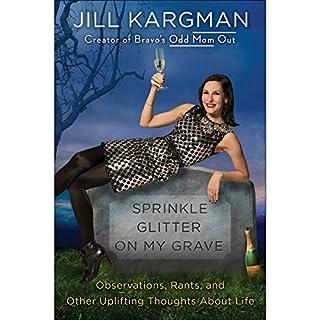 Sprinkle Glitter on My Grave cover art