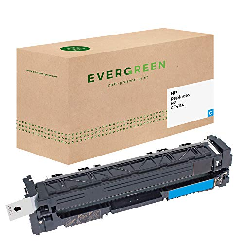 Evergreen cf411X Remanufactured Toner Pack Of 1