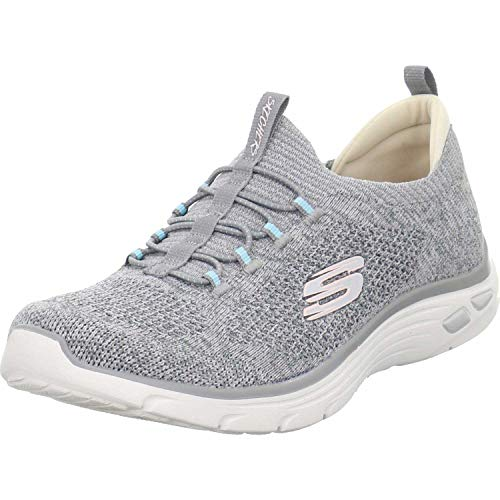 Skechers Empire D´lux 149007 GYLB Sharp witted Sharp witted Grau (GYLB), 38 EU