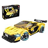 LAKA Technic Racing Car Model 366Pcs Supercar Series Sports Car Brick Toy Gift para McLaren P1 Compatible con Lego Technic