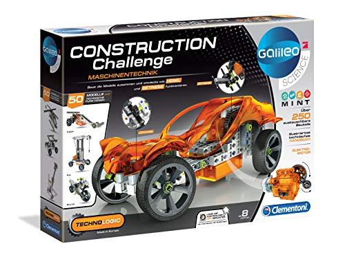 Clementoni 69382.5 - Construction Challenge, Maschinentechnik