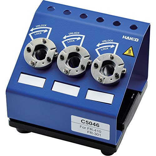 Hakko C5046 - Nozzle Quick Changer for FR-301 and FR-4103 FR-4104