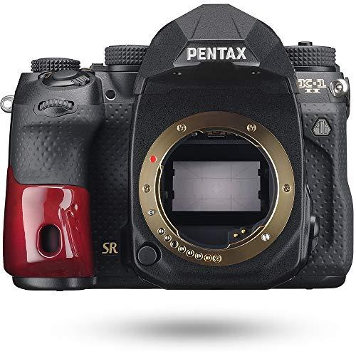 PENTAX J limited 01 ボディキット ブラック&ゴールド フルサイズデジタル一眼レフカメラ PENTAX K-1 Mark II をベースとした特別モデル 【受注生産】 【納期:受注後、約6週間程度】 1127