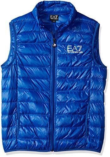 EA7Emporio Armani - Giacca Color: Blu marino, Modello Pn29z 1578, Codice dell'Articolo: 8npq01 blu L