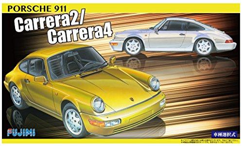 Fujimi modele 1./2..4. Rial Sports Car Series No.1.3. Porsche 9.1.1. Carrera 2 .. / Carrera 4. Plastic RS-1.3.