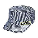 [ MICHELIN ] ミシュラン オフィシャル ワーク CAP ヒッコリー タイプ3