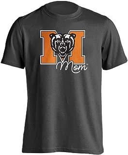 Sport Your Gear Mercer Bears Proud Parent Mom T-Shirt