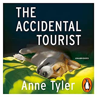 The Accidental Tourist cover art
