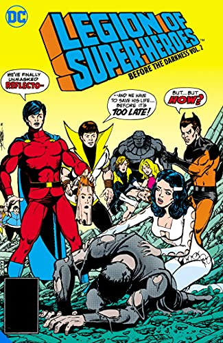 Legion of Super-Heroes: Before the Darkness Vol. 2 (Legion of Super-heroes: Before the Darkness, 2)