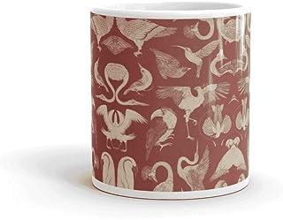 Ceramic Printed Mug - Multi Color