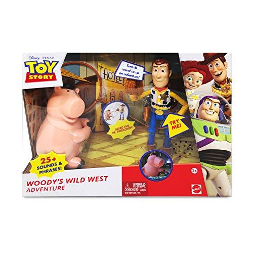 Toy Story Disney Pixar Figuras Juego Set | Woody Wild