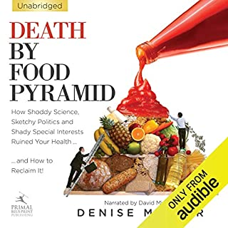 Death by Food Pyramid cover art