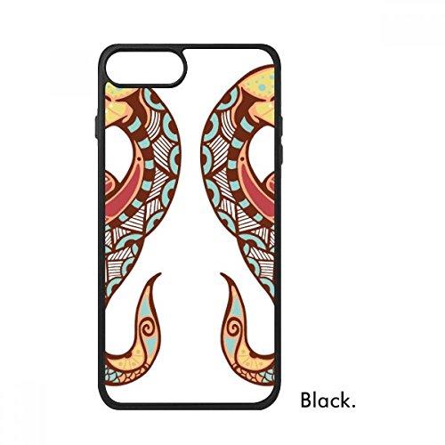 Bestchong Gemini sterrenbeeld Zodiac Symbool Voor iPhone SE 2 nieuw voor Apple 78 Case Cover
