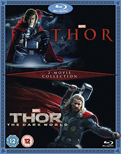 Thor / Thor: The Dark World [Reino Unido] [Blu-ray]