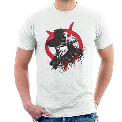 V For Vendetta Revolution Is Coming Men