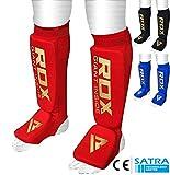 RDX Schienbeinschoner Boxen MMA Schienbeinschutz Kampfsport Kickboxen Schienbein Schienbeinschützer Beinschützer