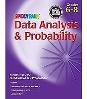 Spectrum Data Analysis & Probability: Grades 6-8