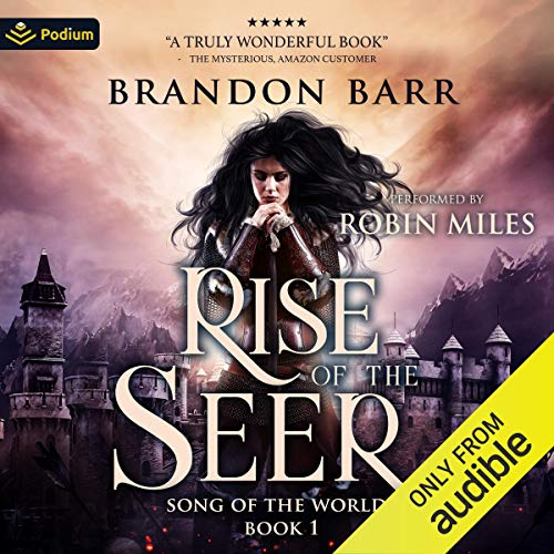 Rise of the Seer Audiobook By Brandon Barr cover art