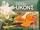 Kangen Ukon Turmeric by ENAGIC 100% Organic Multivitamins Vegeterian Capsules
