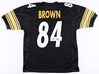newest collection ce563 1d7a9 Amazon.com: Antonio Brown - Jerseys / Sports: Collectibles ...