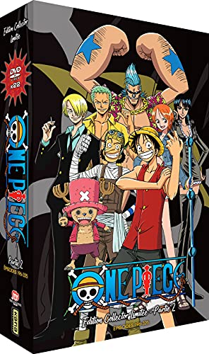 One Piece-Intégrale Partie 2 [Édition Collector Limitée A4]