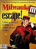 Milwaukee Magazine, vol. 18, no. 11 (November 1993) (Anatomy of a Shooting; Water Street's Sporting Life; Maligning Milwaukee through the Lederhosen Myth)