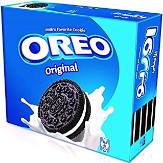 Oreo Original milk's Favourite Cookie, 38 gm (Pack of 16)