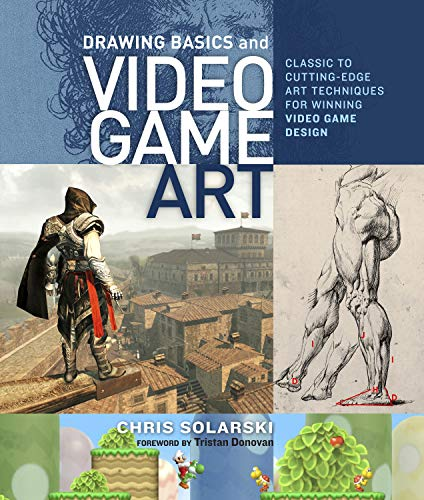 Drawing Basics and Video Game Art: …