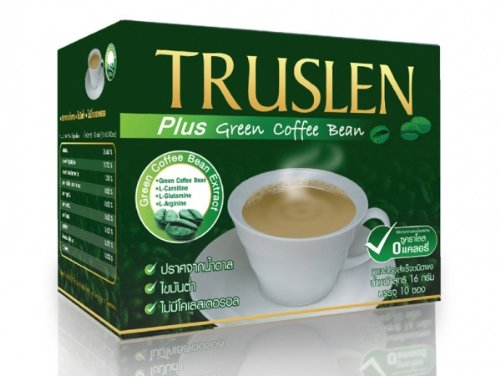 6x Truslen Plus Instant Coffee Green Coffee Bean Extract Wholesale