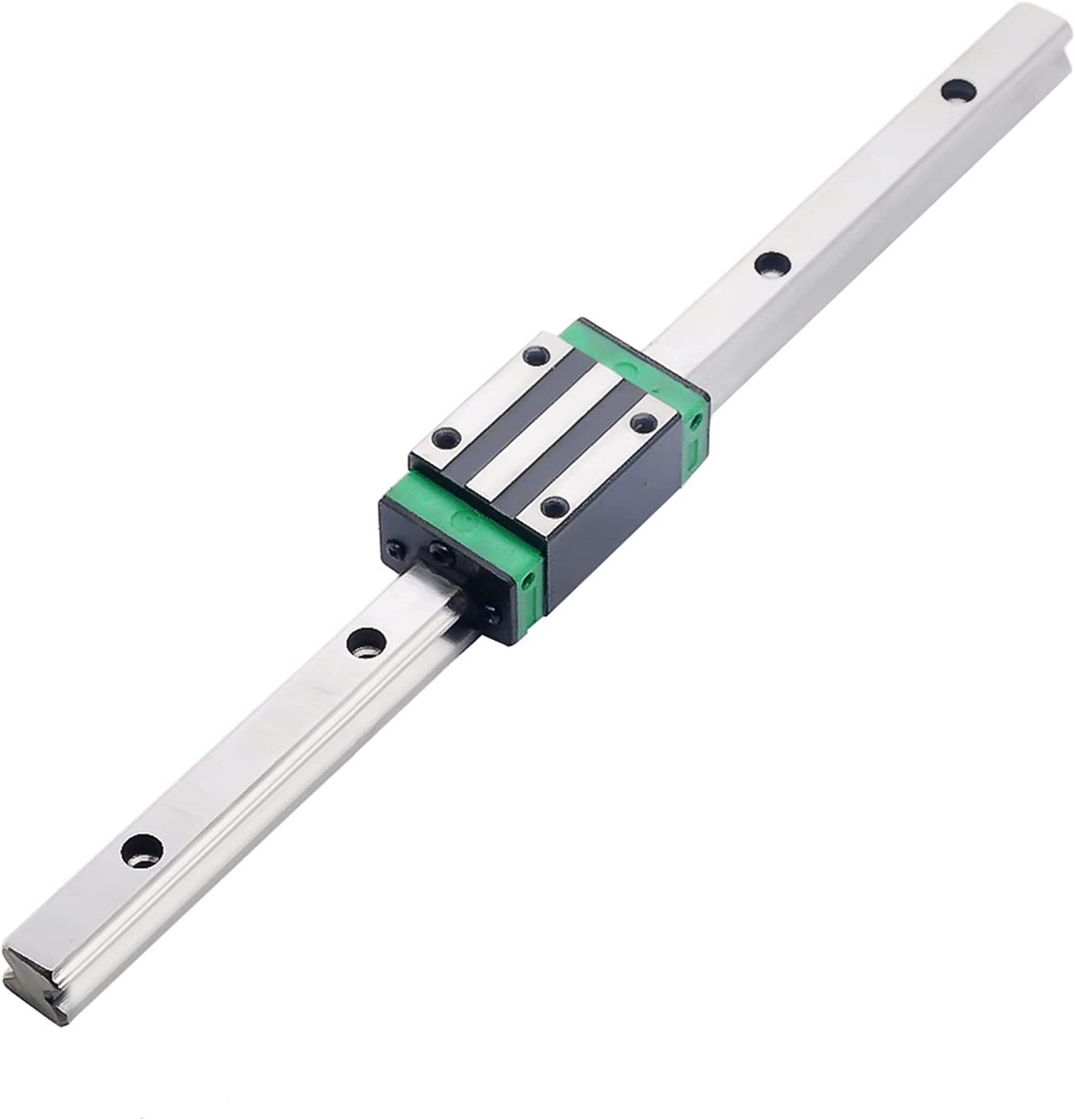 Qualimart CNC Router [Alternative dealer] Linear Guide HGR20-L-700mm+1pc 1pc Rail Weekly update HGH