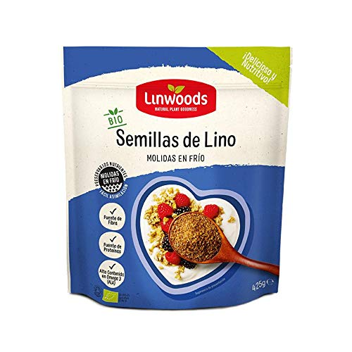 Semillas de Lino molidas Linwoods 425 g