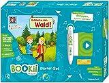 BOOKii Starter-Set WAS IST WAS Kindergarten Entdecke den Wald!: BOOKii Der Hrstift mit Aufnahmefunktion und BOOKii WAS IST WAS Kindergarten Buch Entdecke die Jahreszeiten!