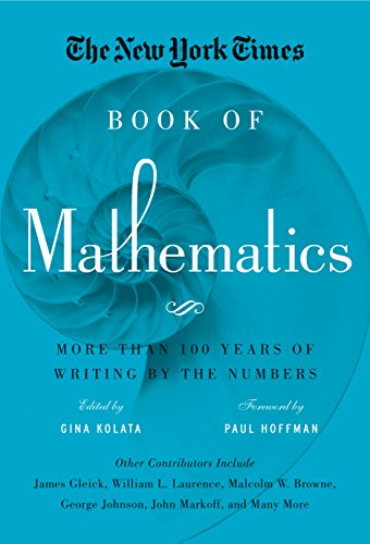 The New York Times Book of Mathe...