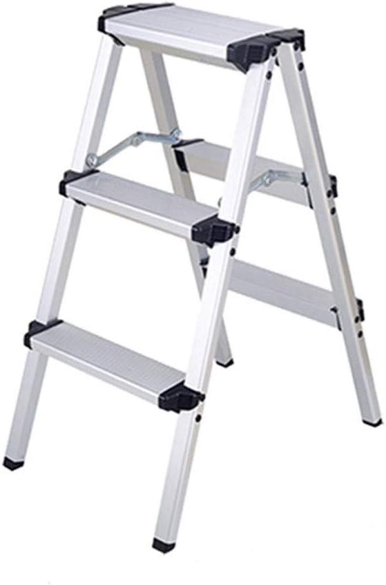 Cheap bargain PENGJIE Folding Ladder New color Step Al 3 Stool