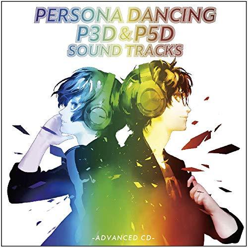 Persona Dancing P3D & P5D Soundtrack - Advanced CD