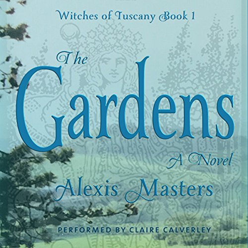 The Gardens audiobook cover art