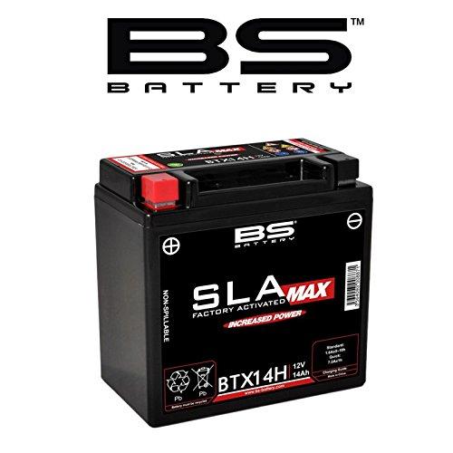 Batería para moto 12v 14ah de gel BS sla-max