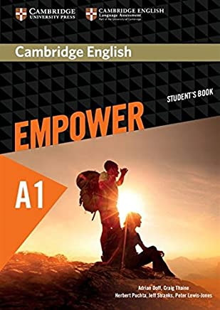 Cambridge English Empower. Level A1 Students Book