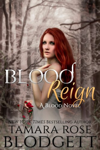 Blood Reign : Vampire /Shifter Romance Thriller Book 4 (The Blood Series) (English Edition)