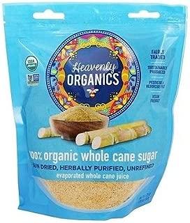 Best heavenly organics sugar Reviews