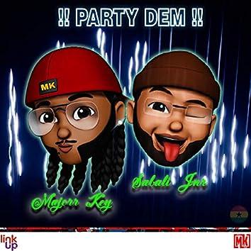 Party Dem (feat. Sabali Jnr)