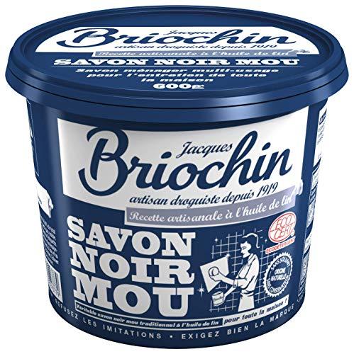Jacques Briochin Entretien Savon Noir Mou Pot de...