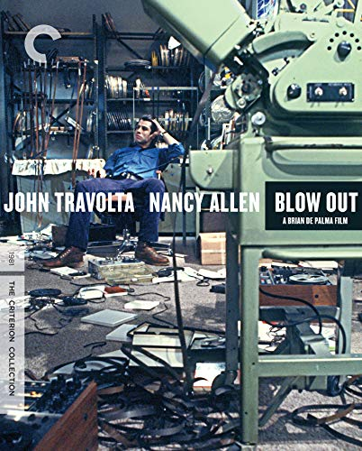 Criterion Collection: Blow Out (1981) [Edizione: Stati Uniti] [Reino Unido] [Blu-ray]