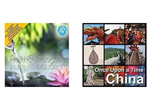 Oferta especial, Oferta especial 2 CD doble, Reiki y Feng Shui y China, Música china, Música...