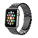 Apple Watch Armband ZPTONE 42mm Edelstahl Replacement Wrist Strap Band Uhrenarmband mit...