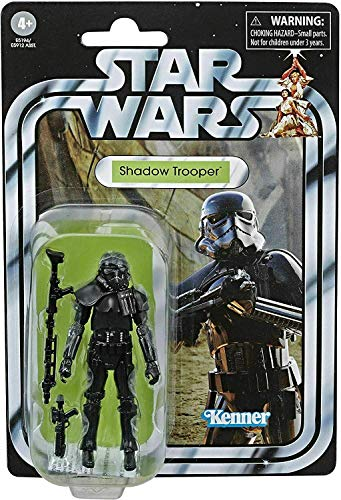 COLLECTOR Vintage Kollektion Star Wars - Shadow Trooper Toy, 3,75