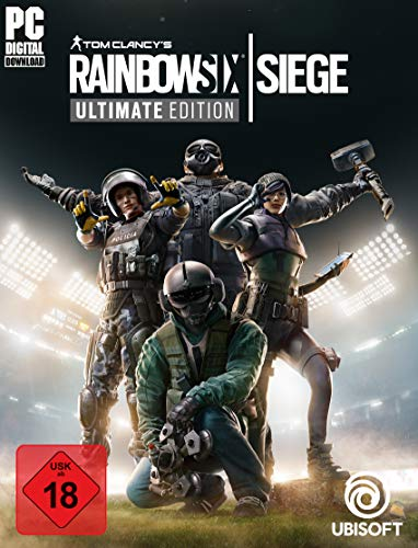 Tom Clancy's Rainbow Six Siege Ultimate Edition Year 5 | PC Code - Uplay