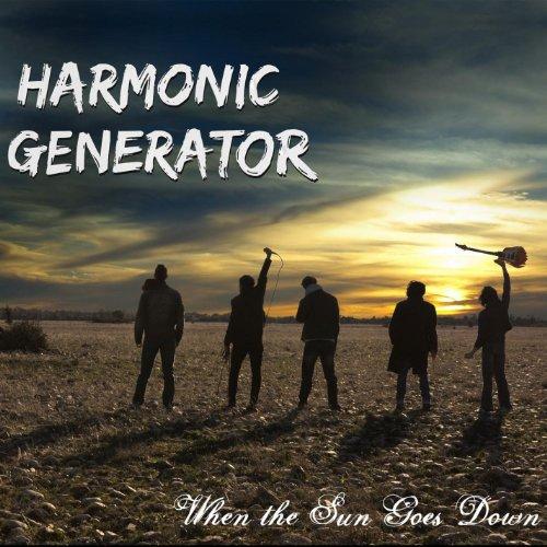 Harmonic Generator: When the Sun Goes Down (Audio CD)