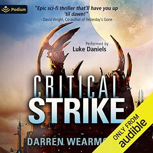 Critical Strike cover art